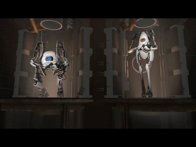 Трейлер кооперативного режима (Portal 2 - Full Co-op Trailer)