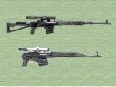 СВД-Снайперская винтовка Драгунова