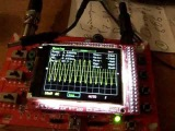 Осциллограф DSO 138 Kit Доводка осциллографа до рабочего состояния и Тестирование