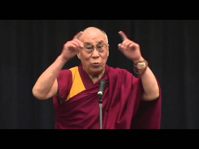 Далай-лама о делении на своих и чужих