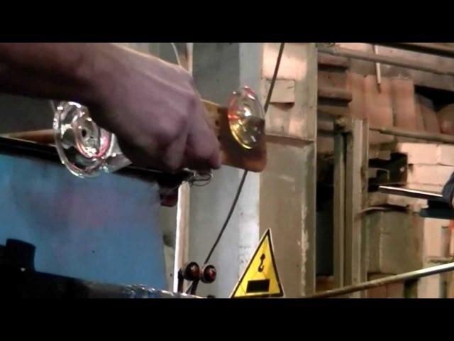 Производство изделий из хрусталя