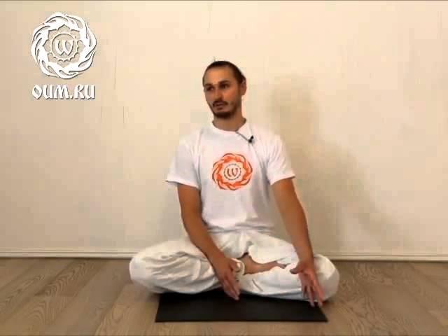 Apana-vayu und ihre Probleme beim Yoga - Roman Kosarev