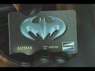 A Bat Credit Card