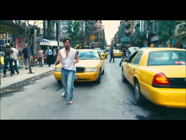 Zohan Dancing (Do not mess with the Zohan) HQ