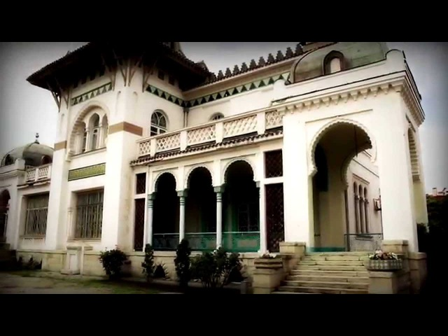 Дача Стамболи Музей подводной археологии