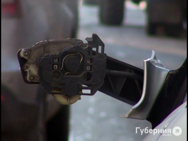 Ослепленная солнцем начинающая автолюбительница сбила пешехода в Хабаровске . MestoproTV