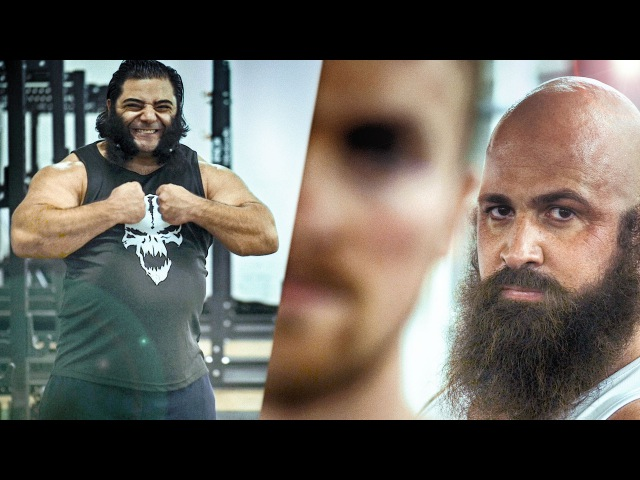 Strongman VS Bodybuilder Powerlifter - STRENGTH WARS 2k15 7