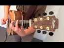 Thomas Leeb - Don't Worry, Be Happy (Bobby McFerrin) acoustic guitar cover