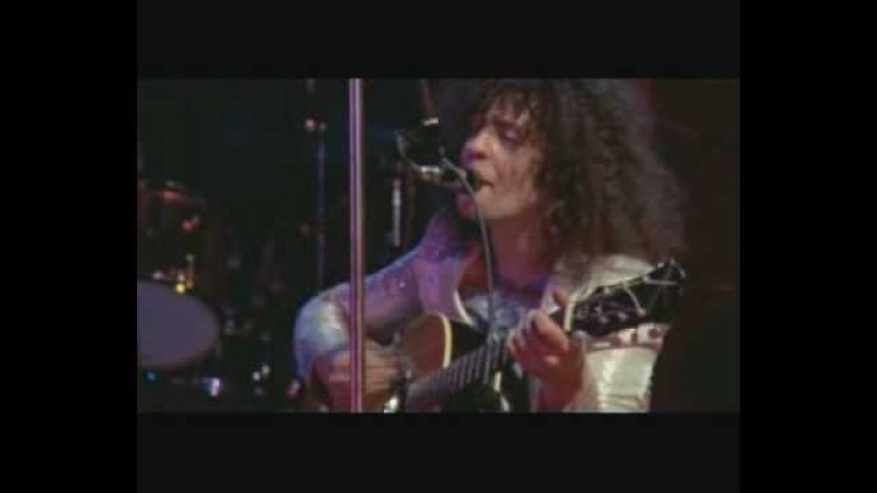 Marc Bolan T Rex Born to Boogie Ringo Starr Documentary ORIGINAL AND UNCUT (Part 3)