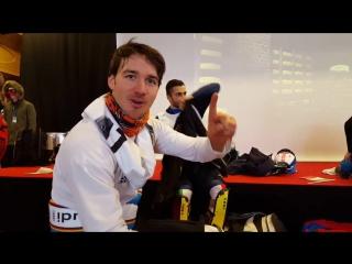 Felix Neureuther передает привет сайту SkiGu.ru