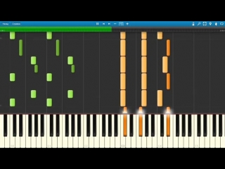 Just Gold - Five Nights at Freddys song Synthesia