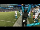 Graham Gano Game Winning Field Goal vs. Giants _ Spanish Radio Call