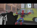 Новые приключения Человека-паука [2 сезон] [7 серия] [Мультсериал] [2009]