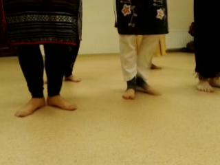 уроки Елены Тарасовой - индийские танцы, катхак