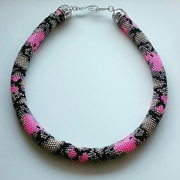 Жгут Розовый камуфляж