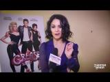Ванесса Хадженс говорит о своем любимом танцевальном движении в мюзикле «Бриолин: в прямом эфире» (15.01.16)