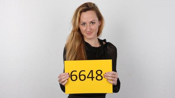 HD Czech Casting Kristyna 6648