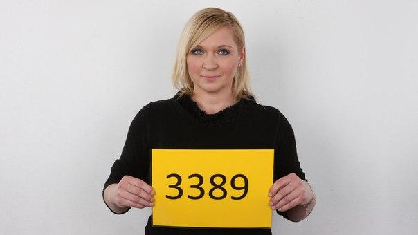 HD Czech Casting Jana 3389
