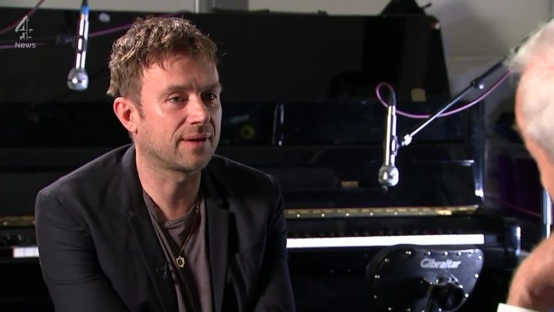 Damon Albarn on 'We Are Many', Russell Brand and why he was wary of Tony Blair