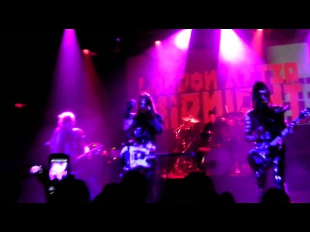 London After Midnight KISS at Triton Festival 2013/ Irving Plaza