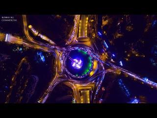 Tbilisi city - ციდან დანახული თბილისი 4K ©