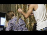 Отрезал волосы девушке. Пранк! / HAIRCUT ON GIRLFRIEND. Prank