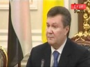 Янукович, ёлка.