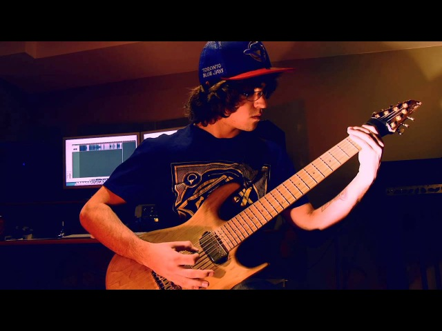 STRUCTURES - Hydroplaning (Guitar Play-through)