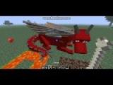 как приручить дракона в майнкрафт 1 5 2 (обзор мода)