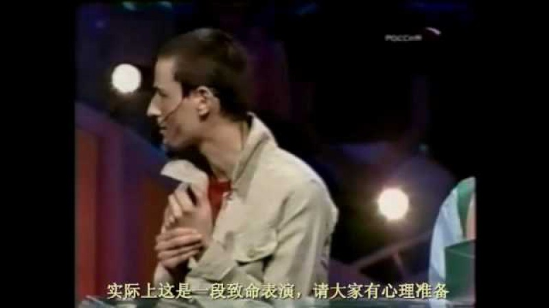 2002 Vitas and Pudovkin 兩架鋼琴節目_TV Program (PTP) 中文字幕