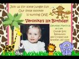 VERONIKA. HAPPY BIRTHDAY | 1-st year | С днём рождения Вероника