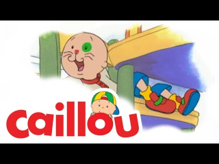 Kids' English | Caillou - Caillou's Birthday Present  (S01E19) | Cartoon for Kids