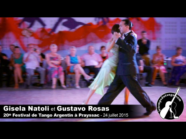 Pobre Flor Gisela Natoli et Gustavo Rosas Festival de Prayssac 2015