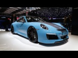 TechArt at Geneva Auto Salon 2016/ Geneva Motor Show 2016 - Patrick3331
