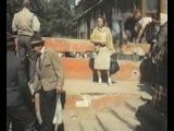 soviet folks. standin' in line for vodka, 1989