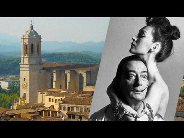 Тайна роковой любви Сальвадора Дали и Гала. Замок Пуболь, Испания
