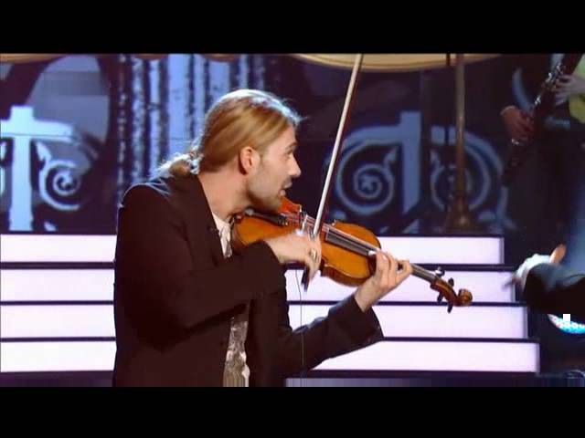 David Garrett Variations on a theme of Corelli in the style of Tartini 2011