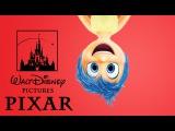 Пасхалки Дисней и Пиксар  Disney pixar easter eggs Тайны и факты