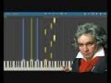 Бетховен - Лунная соната. 14.