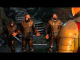 The Witcher 3 Gameplay A Forefathers' Eve Quest
