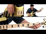 Bass Guitar Lesson - Fast Finger Funk - Andy Irvine
