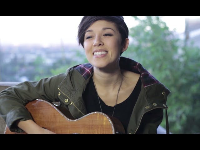 Gangsta's Paradise - Coolio (Cover by Kina Grannis)
