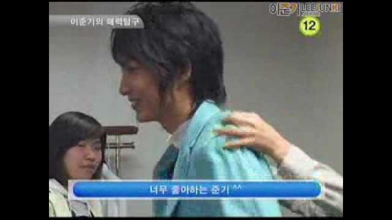060529MAKING OF LACVERT CF LEE JOON GI 李凖基 이준기 イ・ジュンギ