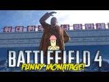 Battlefield 4 Funny Montage! Kim Jong Penis  , WTF Missile , Trolling Snipers  ( Funny Moments)