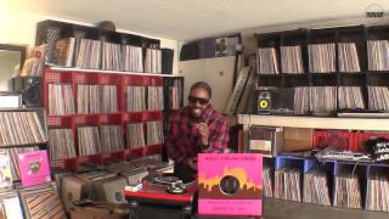 Dam-Funk - Boiler Room Collections
