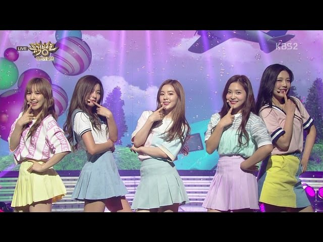 Red Velvet 레드벨벳_'Ice Cream Cake'_KBS MUSIC BANK 'the First Half Year Special'_2015.06.26