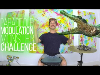 The Paradiddle Modulation Monster Challenge