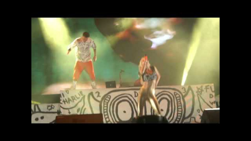 COOKIE THUMPER - Die Antwoord - FEP 2016 Bogota