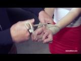 Как легко и быстро связать руки ШИБАРИ Quickie