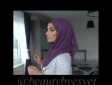 hijab tutorial повязать хиджаб легко и быстро
